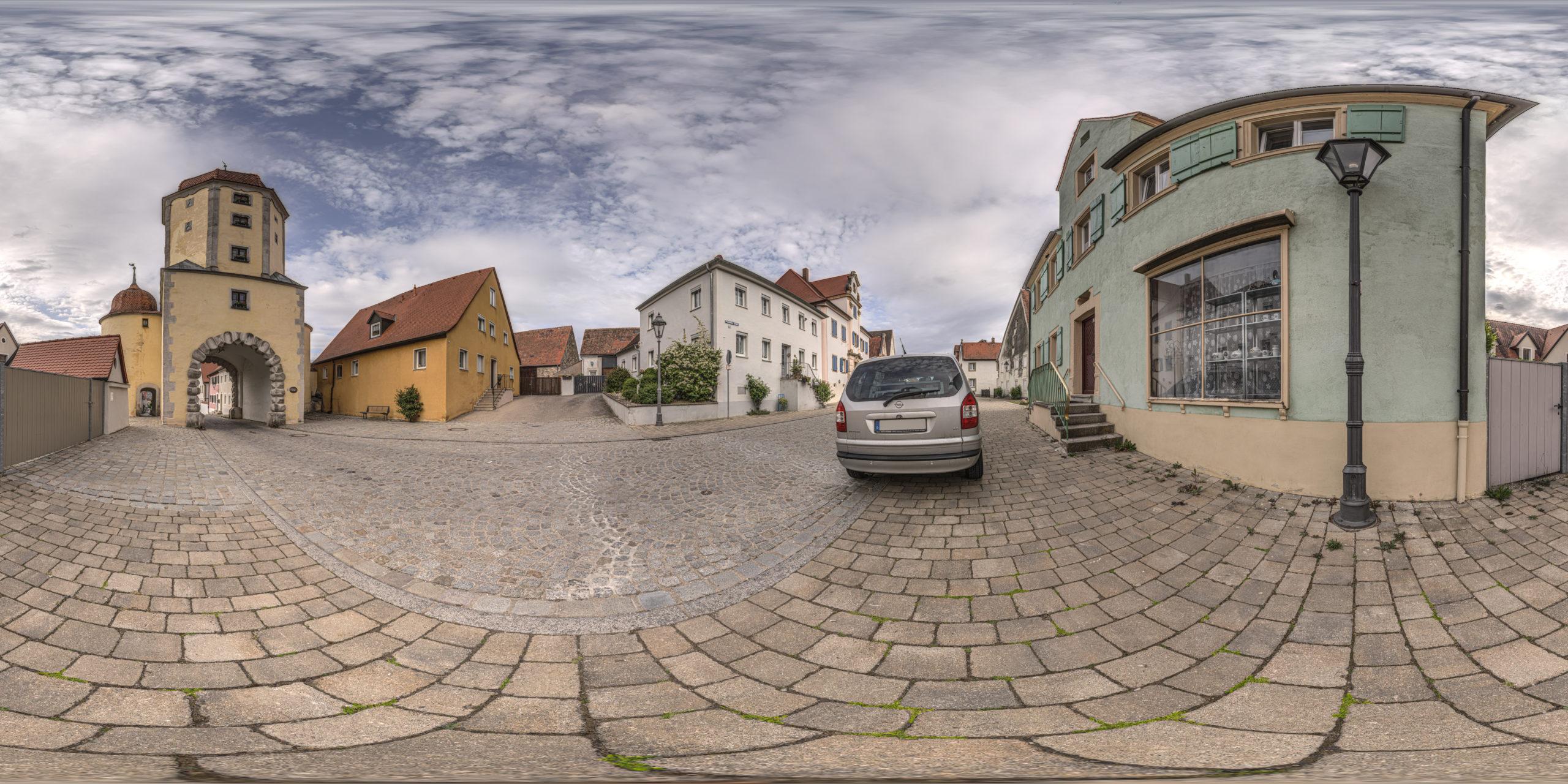 HDRI-Skies-Pleinfelder-Tor-Ellingen