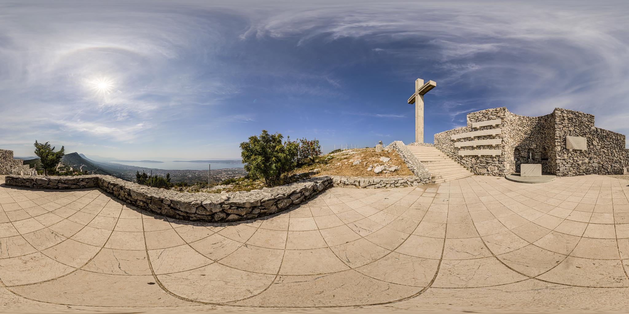 HDRI-Skies-Homeland-War-Memorial-Park-Malačka