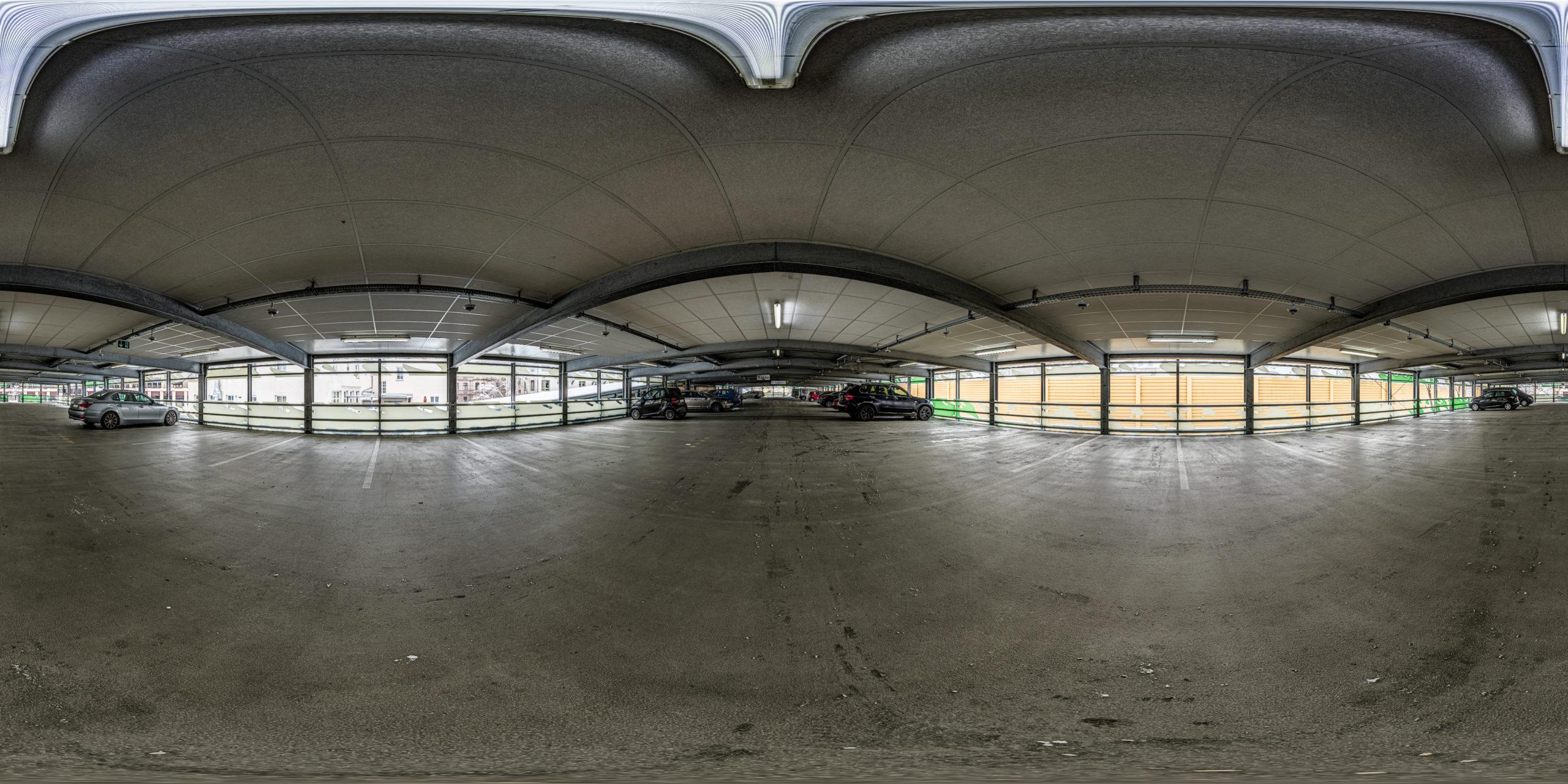 HDRI-Skies-Parking-Garage-Comödie-Fürth