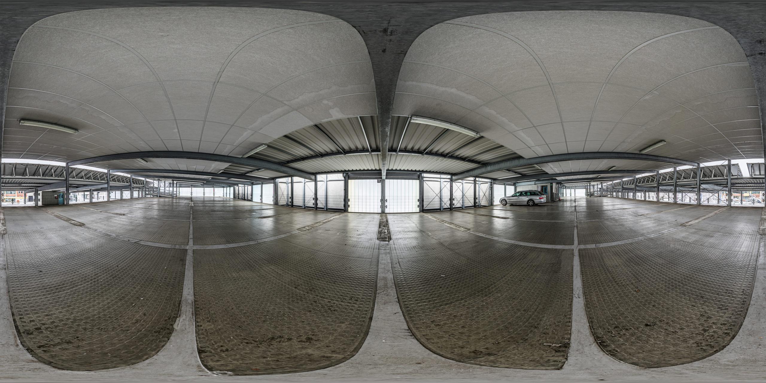 HDRI-Skies-Parking-Garage-Fürther-Mare-Fürth
