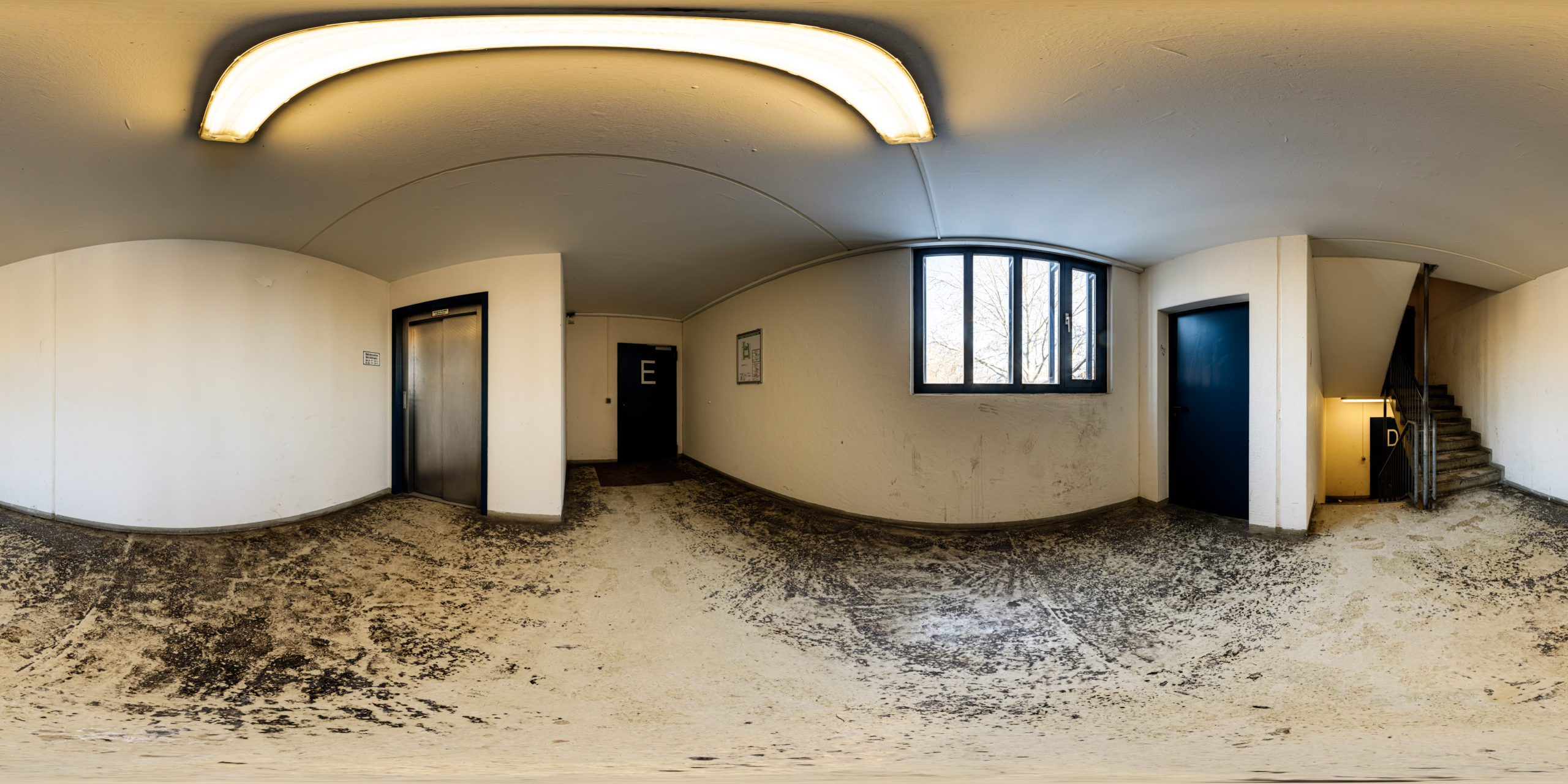 HDRI-Skies-Parking-Garage-Stairwell-Weißenburg
