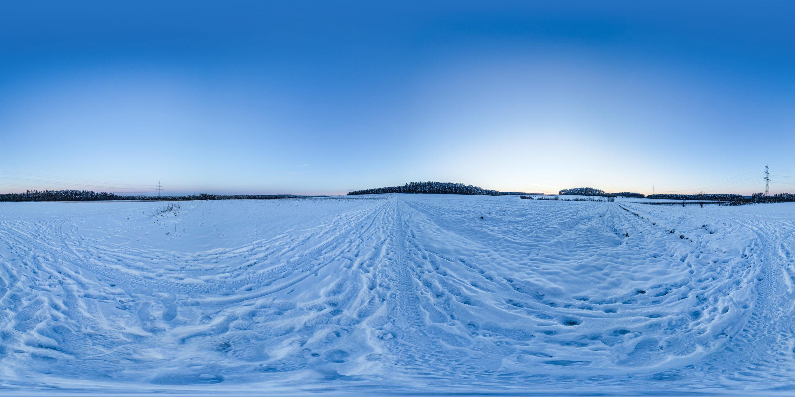 HDRI-Skies-Snowy-Field-Georgensgmünd