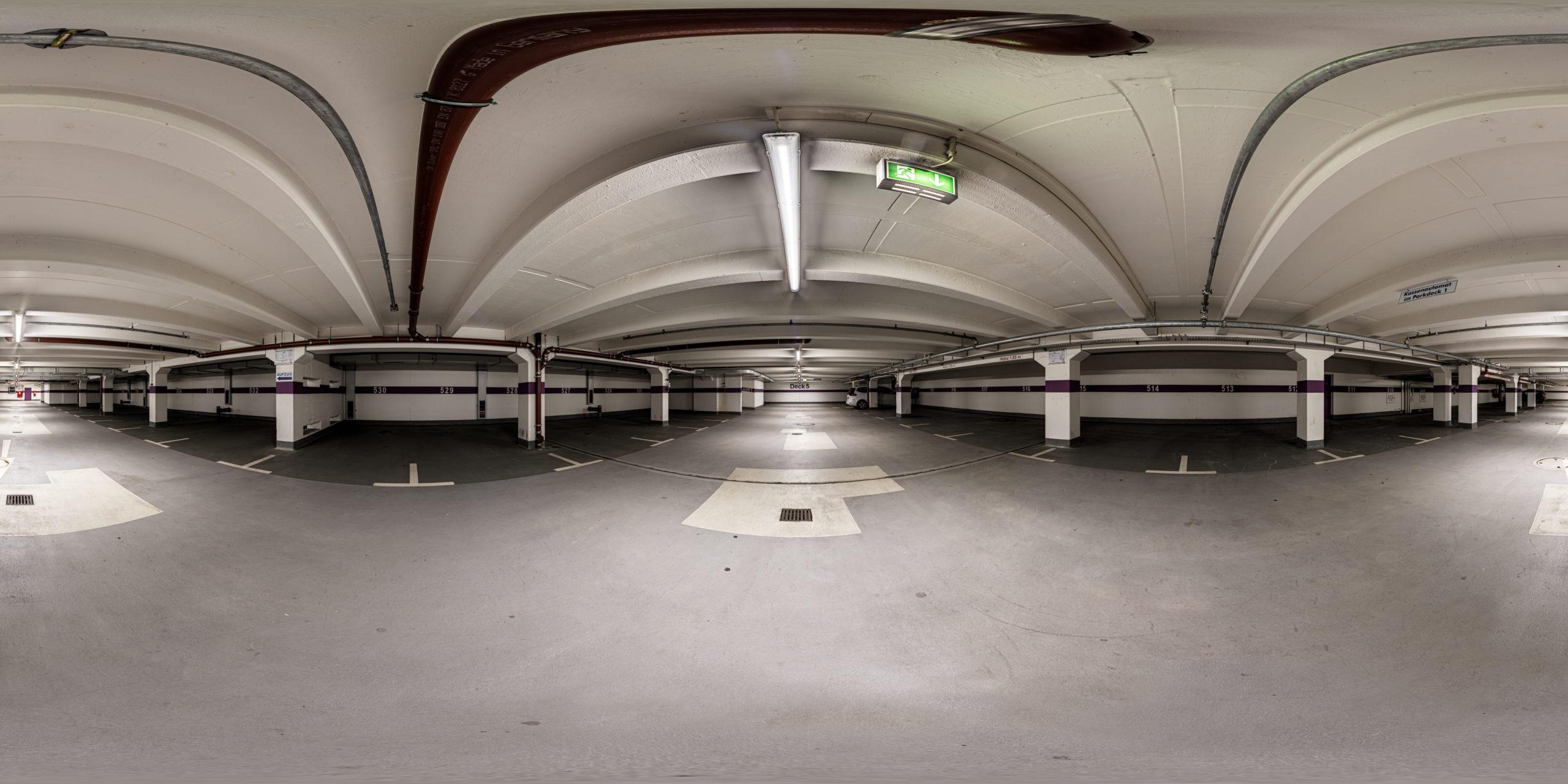 HDRI-Skies-Parking-Garage-Altstadt-Mitte-Schwabach
